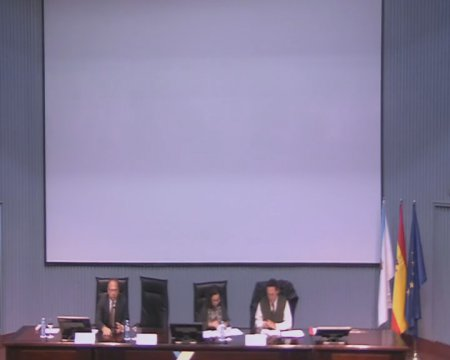 Mesa redonda: Tratamento informativo das causas de corrupción